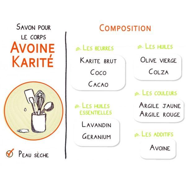 avoine-karite-details